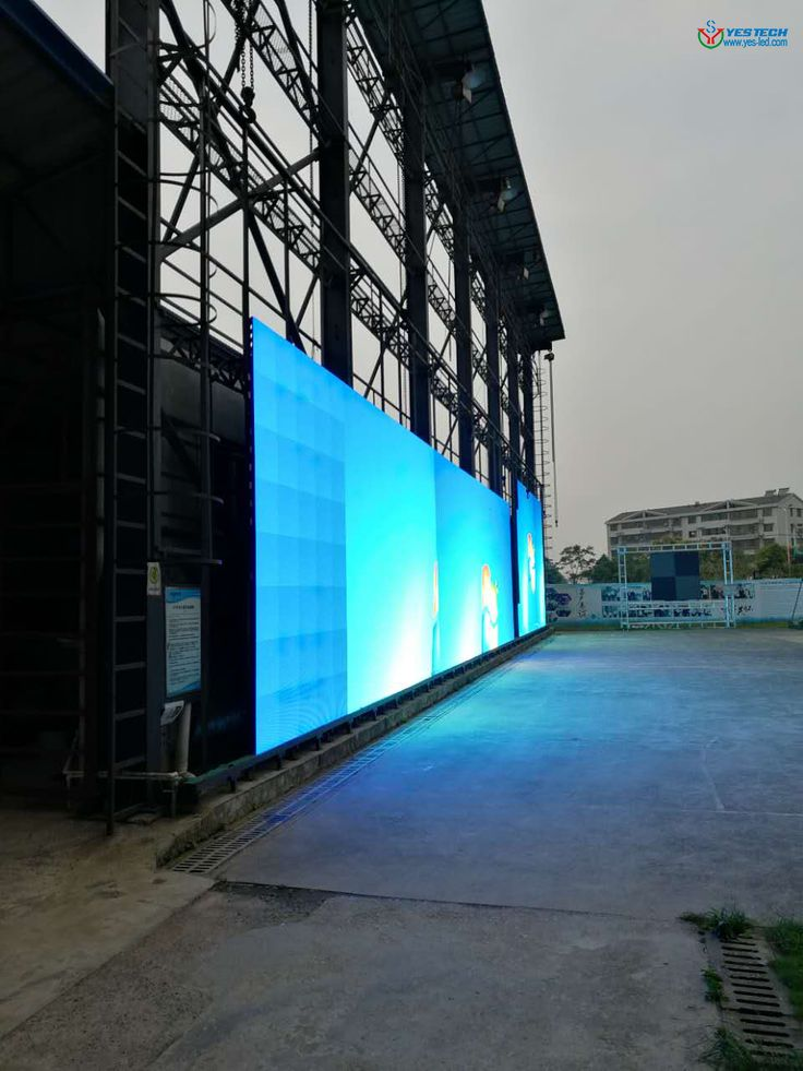 YES TECH's whole screen will be installed and aging 72 hours, simulating the actual projects to ensure the excellent quality before delivery. https://www.yes-led.com/en/products.html