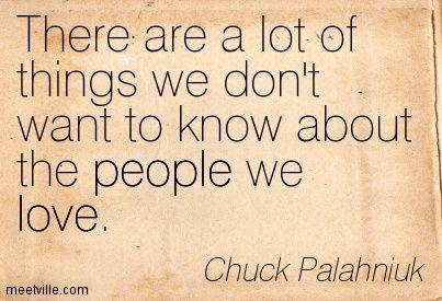 Chuck Palahniuk - Fight Club