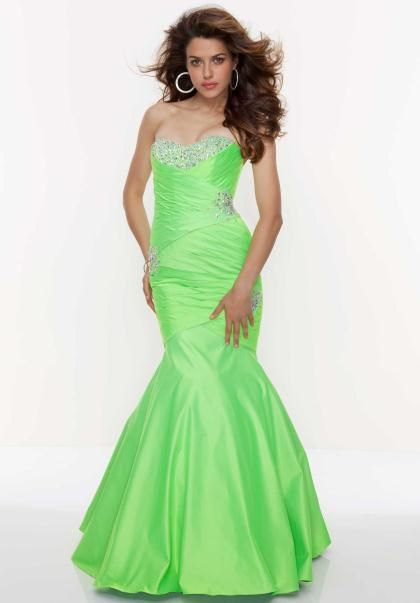26 best images about Prom on Pinterest | Blue mermaid prom dress ...