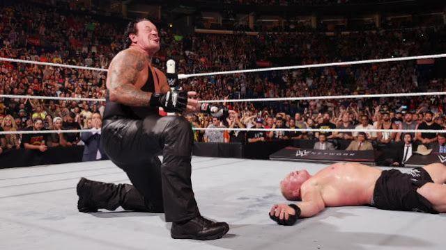 Vídeo: The Undertaker se prepara para WrestleMania 32