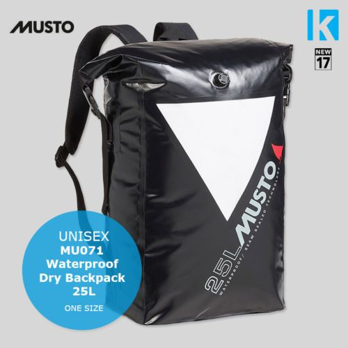 Musto 25L Ultralight Waterproof Backpack Travel Dry Bag Hiking Cycling Hike
