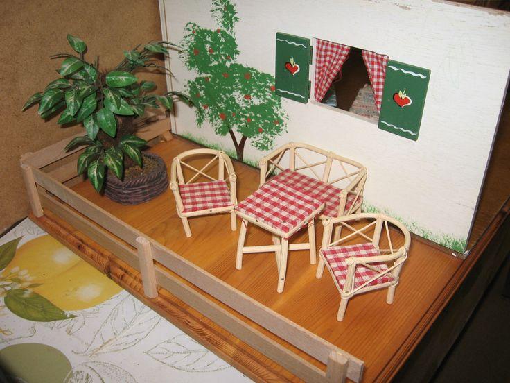 99 best Dora Kuhn images on Pinterest Doll houses, Dollhouses - küchen günstig kaufen ebay
