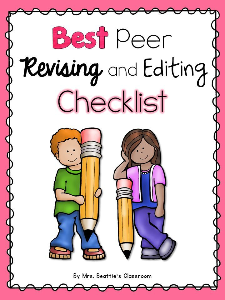Strengthen your students' writing skills by having them work together in a focused way to revise and edit their written work. Students are required to first offer their partner a compliment (or two!), followed by suggestions for improvement (revising), and corrections (editing). #writingclassroom #peerediting #peerrevising