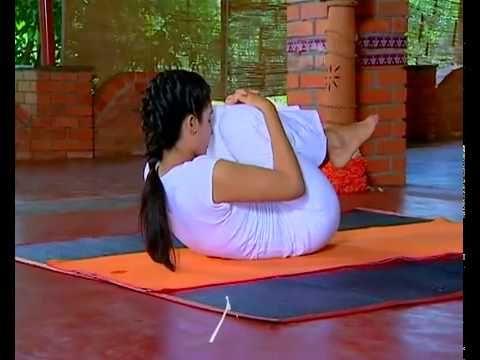 windrelieving yoga pose pawanmuktasana for healthy