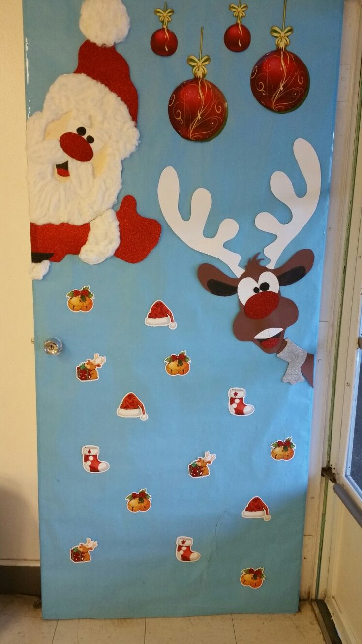 Christmas Classroom Decoration Printables : Ideas about christmas classroom door on pinterest