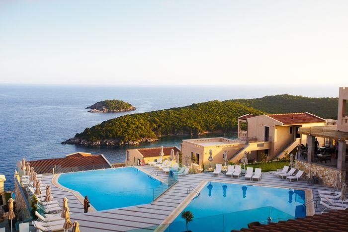 Sivota Diamond Spa Resort, Sivota, Thesprotia, Epirus, Greece, Member of Top Peak Hotels http://top-peakhotels.com/sivota-diamond-spa-resort-sivota-thesprotia-epirus-greece/