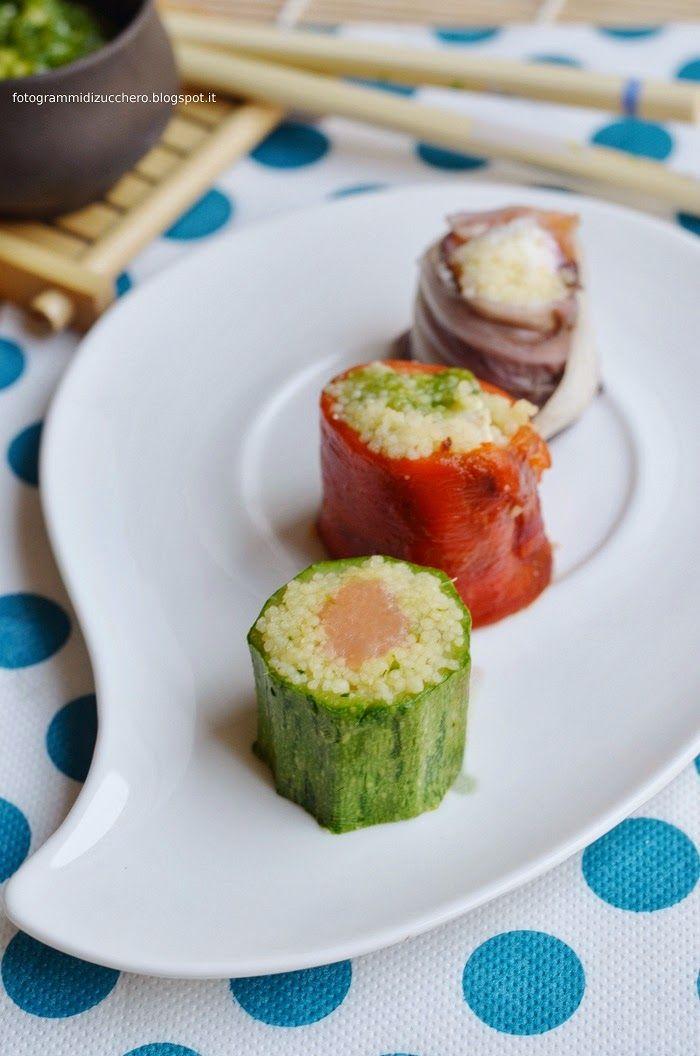 """""""Sushi cous cous"""""""