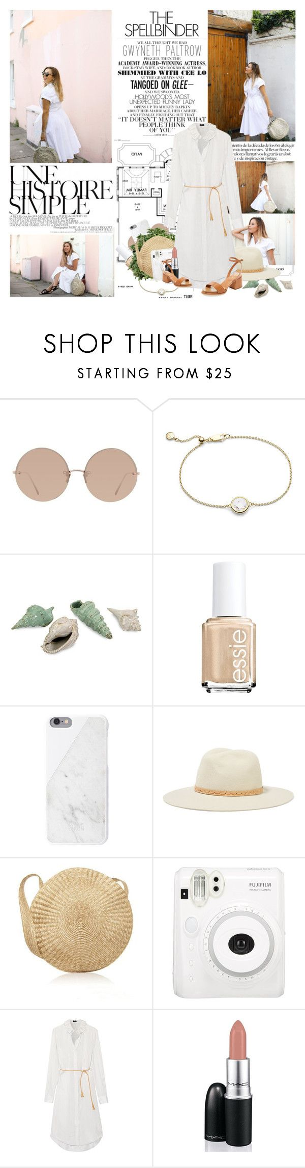 """For thewondersoffashion"" by mars ❤ liked on Polyvore featuring Linda Farrow, Monica Vinader, IMAX Corporation, Native Union, rag & bone, Gwyneth Shoes, Joseph, David Jones, Tod's and Une"