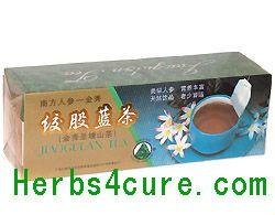Jiaogulan Tea, The Herb of Immortality.