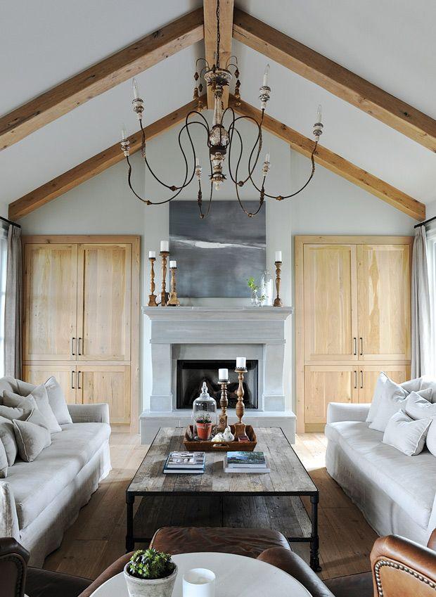 Les 25 meilleures id es de la cat gorie plafonds cath drale sur pinterest c - Maison toit cathedrale ...