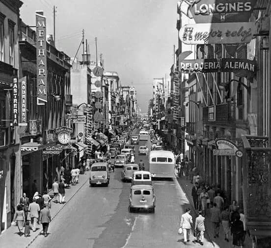 Las palmas calle triana a os 50 recuerdos pinterest - Fotos antiguas de macael ...