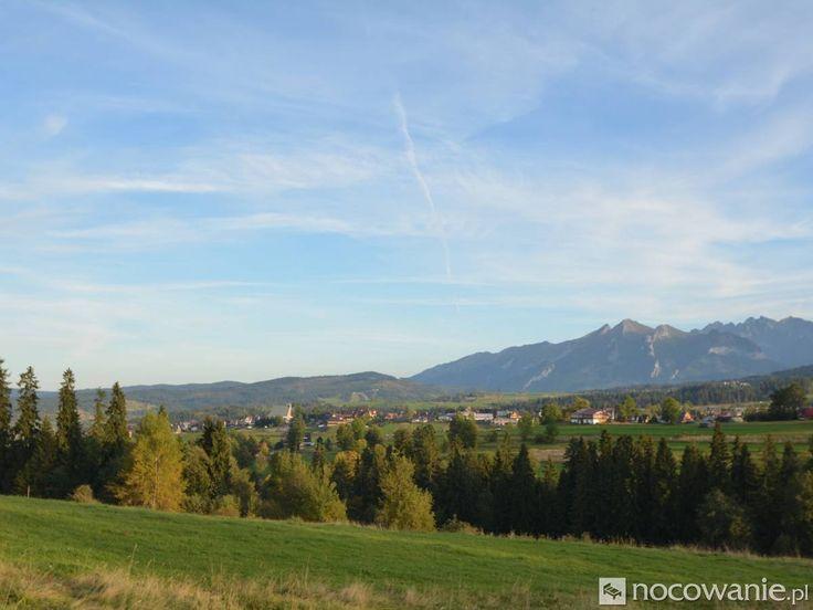 Malownicza Bukowina Tatrzańska #BukowinaTatrzańska #góry #Tatry #mountains #Poland