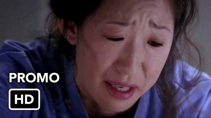 """Grey's Anatomy - Promo """"Change Of Heart"""" - Farewell to Cristina!  :'( watching this made me tear up):"""