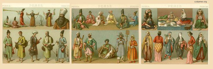 costumes-persas