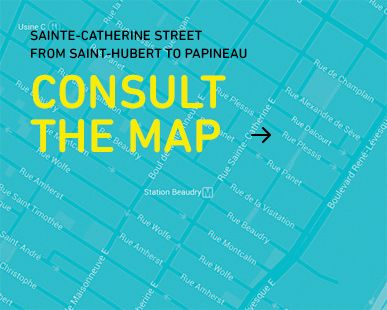 Public Art Event - Consulter la carte