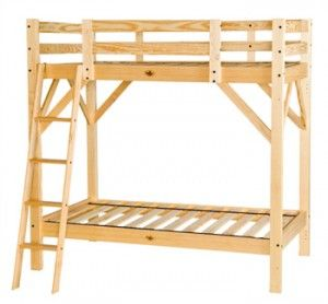 small woodworking projects shocking truth diy bunk bed plans - Einfache Hausgemachte Etagenbetten