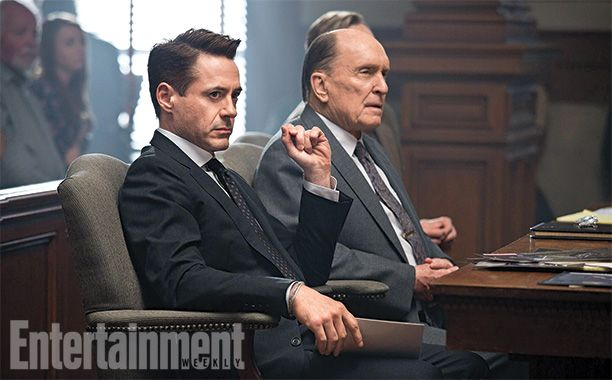 'The Judge': Robert Downey Jr. fights the law, and his father — FIRST LOOK | EW.com