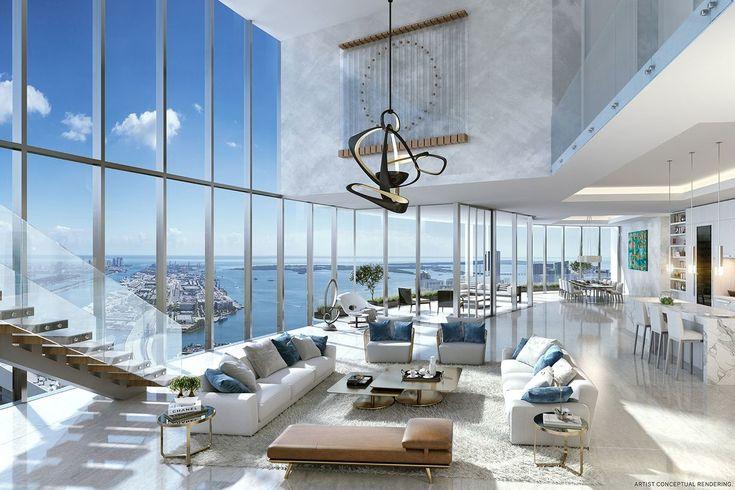 Perla Miami Luxury Real Estate Paramount Launches