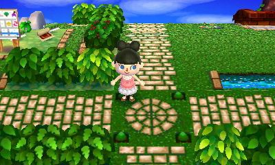 17 meilleures images propos de animal crossing path qr for Carrelage kitsch animal crossing new leaf