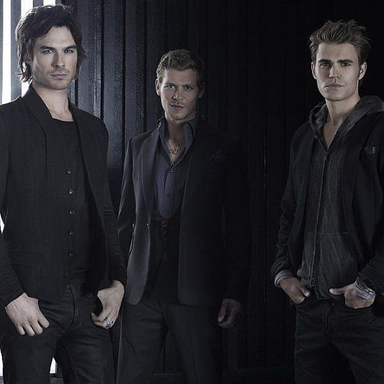 Which Vampire Diaries Guy Is Your Ideal Boyfriend? Hehehe.... I got Damon. Not too surprising really, since he is my favorite from the show and he's actually a lot like my hubby.