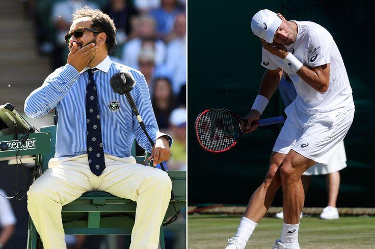 """Absolute chaos ensues as flying ants invade Wimbledon Sitemize """"Absolute chaos ensues as flying ants invade Wimbledon"""" konusu eklenmiştir. Detaylar için ziyaret ediniz. http://www.xjs.us/absolute-chaos-ensues-as-flying-ants-invade-wimbledon.html"""