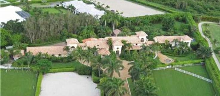 Bill and Melinda Gates' Florida house in Wellington
