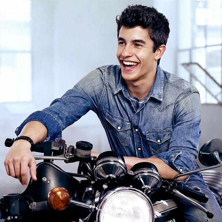 Marc Marquez will never know how much he makes me happy