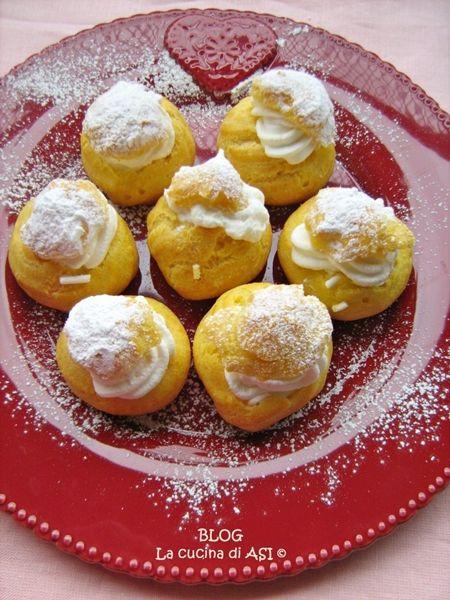 BIGNEcon  PANNA MONTATA ricetta dolce