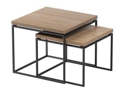 Buma Side Tables - MESE - P&M furniture | Mobilier horeca la comanda si design de interior