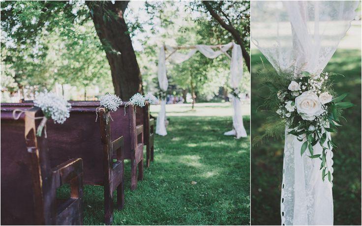 Real Wedding: Jackie and Sam ~ Toronto, ON
