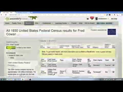Soundex, Wildcards and Other Search Options - Many of our ancestors had surnames that could be spelled a variety of ways. Add to that illiteracy, sloppy record keeping and poor handwriting and you may wonder if you will ever find them in the records you are searching. Join Crista Cowan as she shares how Soundex works and explains how to use wildcards on Ancestry.com.