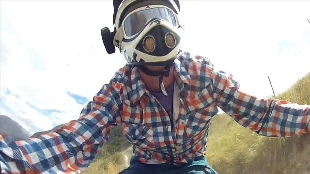 Downhill Mountain Biking: Riders in matching checked shirts take the Drift HD Ghost to the Alps... another awesome Drift edit: Please follow us @ https://www.pinterest.com/wocycling/