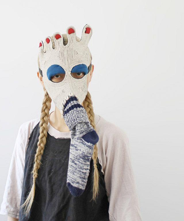 Masque de Shin Murayama