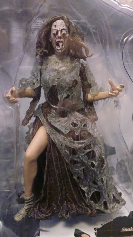 The Crone, Mint on Card (insane detail for an action figure!) http://www.ebay.ca/usr/collectiblesbycandb