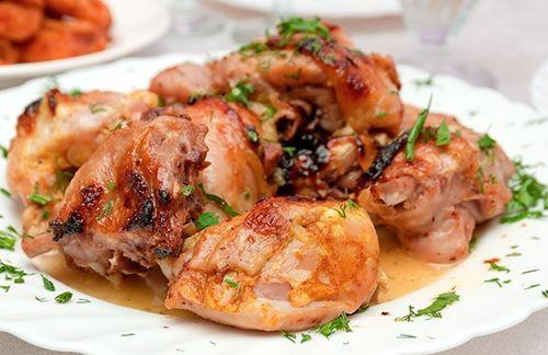 Contramuslos de pollo a la cerveza te ense amos a cocinar for Cocinar higaditos de pollo