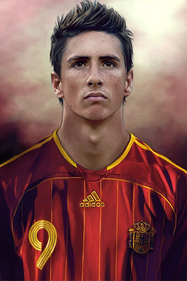 Fernando Torres is beautiful
