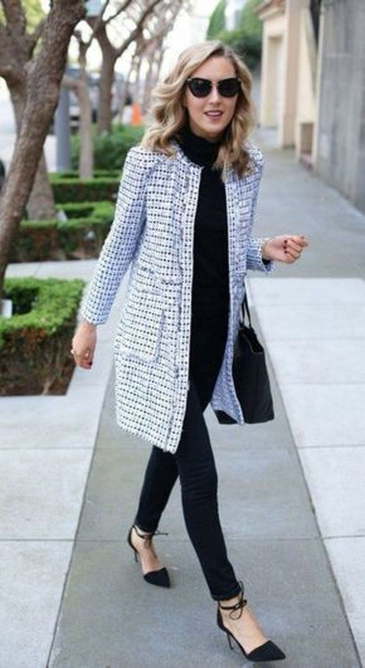 32 Stylish Work Outfit Ideas for Fashionable Women