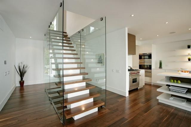 Main Floor Staircase