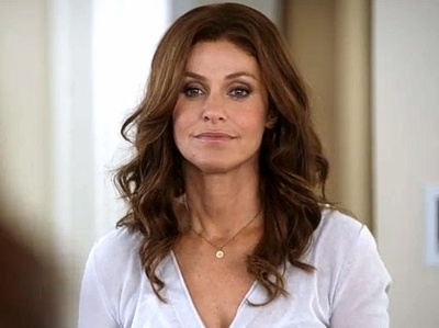 "Amy Brenneman wears my Tiny Om Necklace on ""Private Practice""."