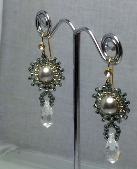 Zelkova Beads Beads Stitch Swarovski  Pearl&Beads Seed beads $30
