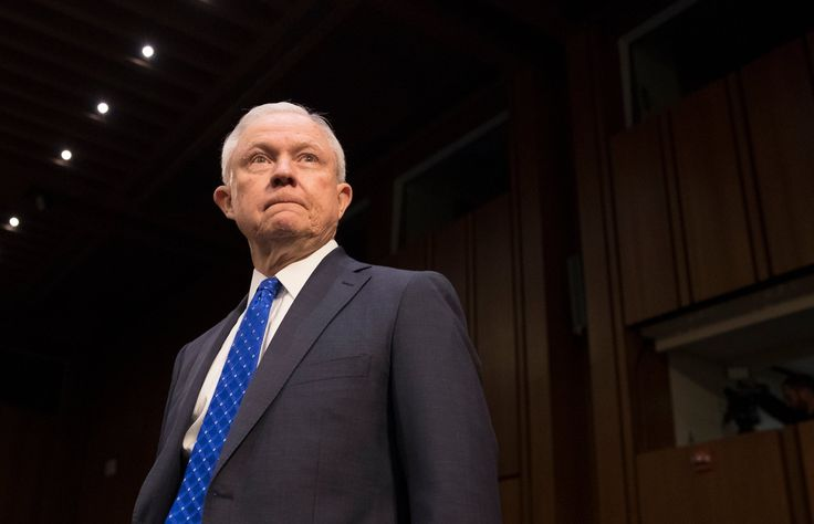 Sessions Refuses to Discuss His Conversations With Trump About Comey or Russia