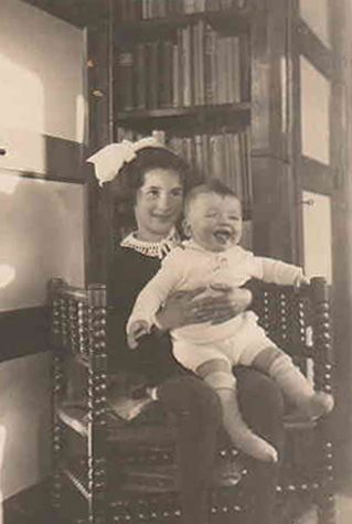 Bert Judels perished in Amsterdam, Netherlands on May 15, 1940 with his 13 year old sister Mia. Photo was taken in 1937.