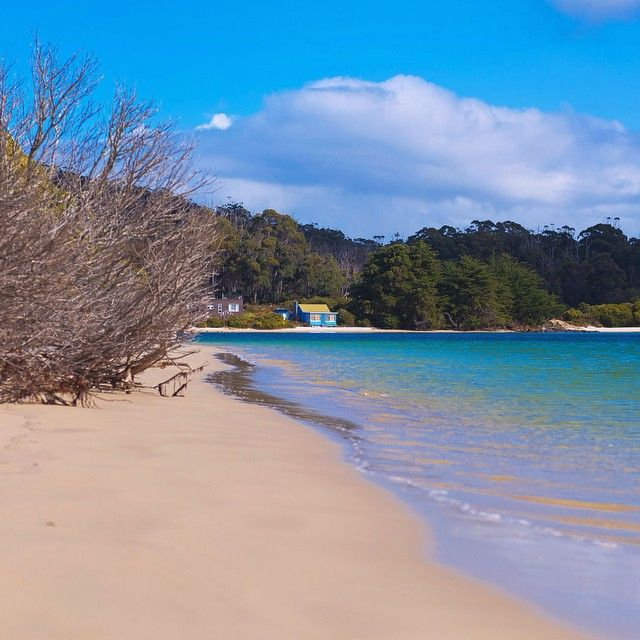 Cockle Creek, Southern Tasmania. #cocklecreek #beach #tasmania #discovertasmania Image Credit: Garry Norris