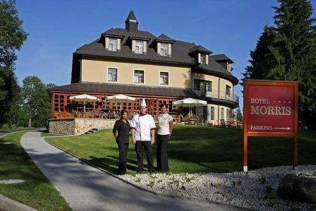 Golf Hotel Morris - Mariánské Lázně  www.hotelmorris.cz Hotel 4* Superior