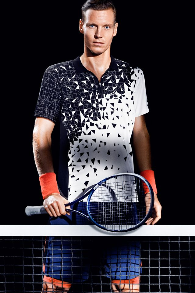 Tomas Berdych at the U.S. Open: A fashion examination Matt Rourke/AP Let's talk about what Tomas Berdych was wearing Tuesday at the U.S. Open tennis tournament.