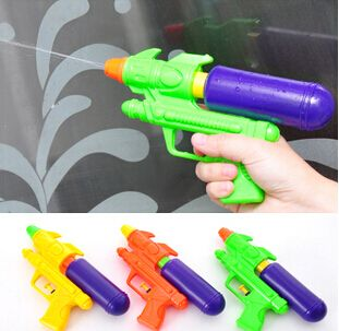 5PCS/lot Water Gun Pistol Powerful Squirt Water Toy Gun Summer Sports Beach Water Toys Outdoor Swim Bath Toy Free Shipping