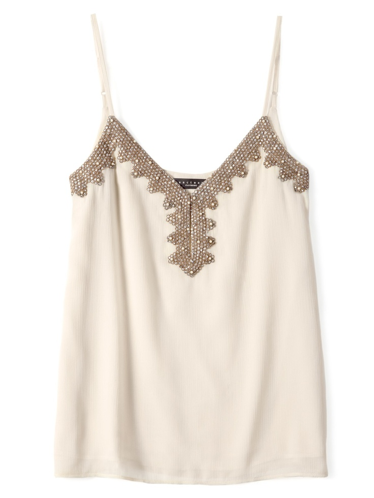 Sanctuary cami. Nothing like embellishments. @PHOENIX MUSE. (INSTAGRAM & TWITTER: PhoenixMuseAZ)