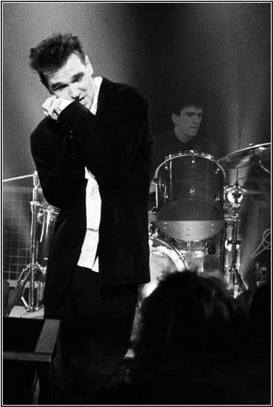 Steven Patrick Morrissey, Manchester, UK