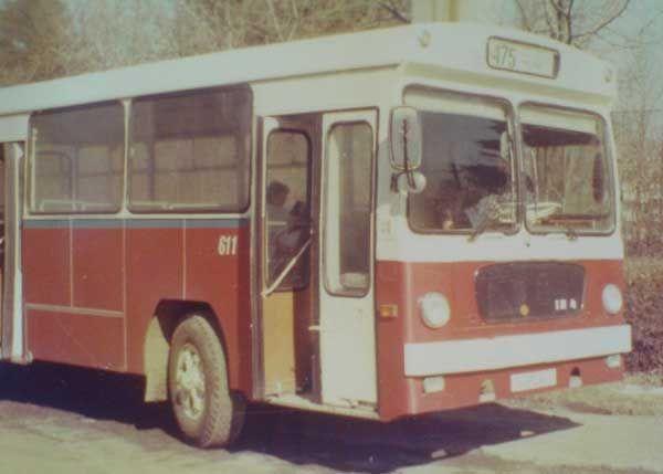Autobuzul IK4 - 4