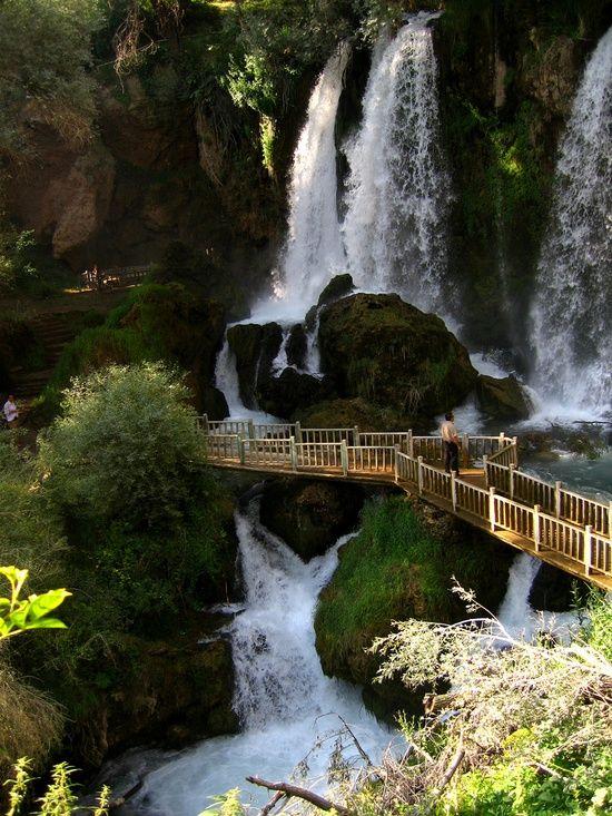 Absolutely Amazing - Waterfall, Sivas Province, Turkey
